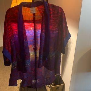 🌹Silence + Noise Beautiful 100% Polyester Kimono!